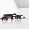 <b>Foto 3 da notícia:</b><br>Galeria de fotos da exposição no Tokyo Metropolitan Teien Art Museum