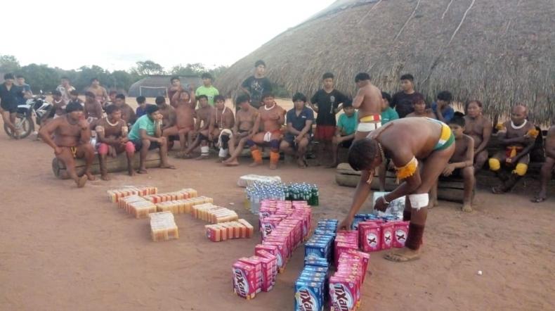 Etapa emergencial da campanha de apoio ao Xingu é bem sucedida