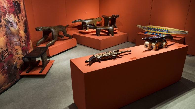 Últimas semanas da exposição no Museu de Arte Indígena de Curitiba