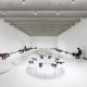<b>Foto 1 da notícia:</b><br>Galeria de fotos da exposição no Tokyo Metropolitan Teien Art Museum