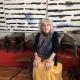 <b>Foto 1 da notícia:</b><br>Maureen Bisilliat visita a Coleção BEI